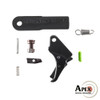 Install of Apex Action Enhancement Aluminum Trigger & Duty/Carry Kit for M&P M2.0 (and M&P 45)