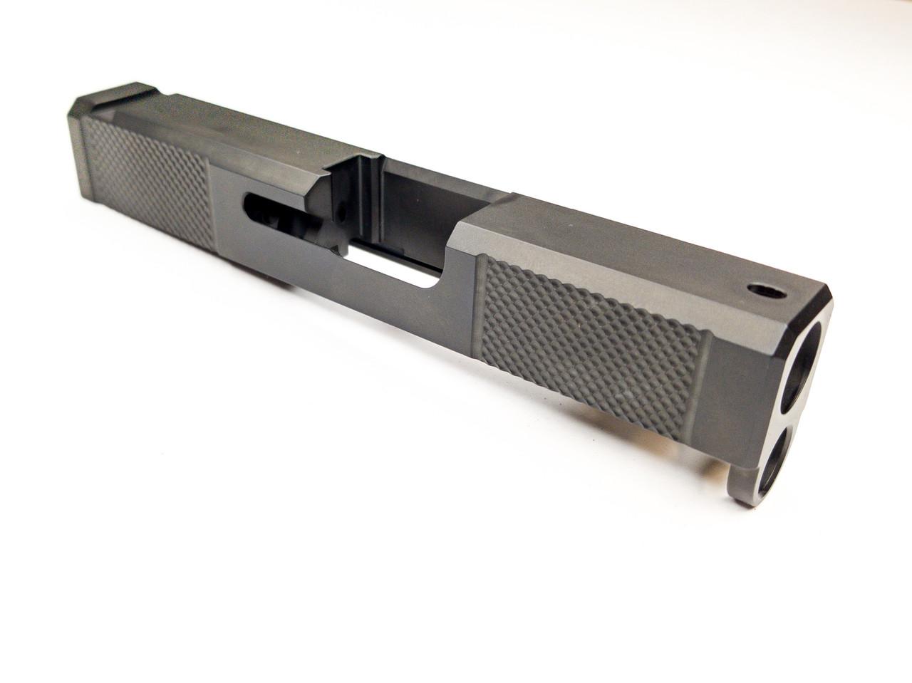 Legion Precision Barato Series Glock 43 slide LP B G43 2 (Dimpled)