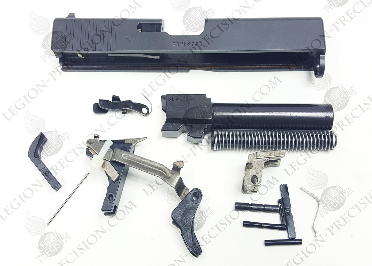 Poly 80 Glock 17 Gen 3 Completion Kit