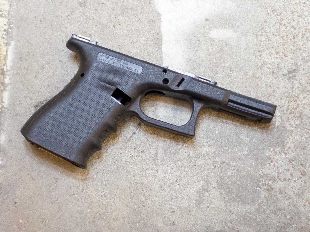 Glock 19 Gen 3 RTF2 Stripped frame NEW