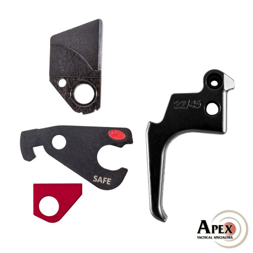 Apex Action Enhancement Kit for Ruger Mk IV 22/45