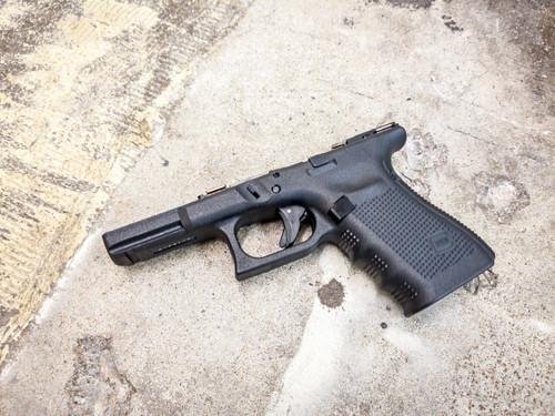 Glock 19 Gen 4 frame complete