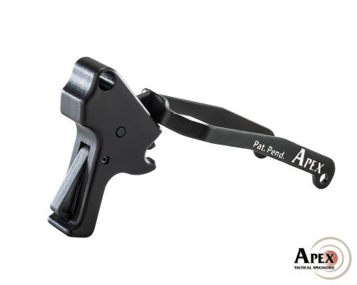 Apex Action Enhancement Trigger Kit for FN 509- Black