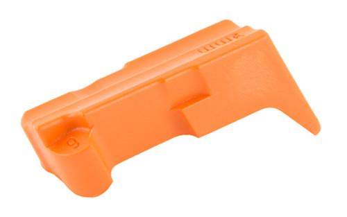 Glock, OEM Magazine Follower, Orange, 9MM, Fits Glock 17/19 Magazines, Gen 5