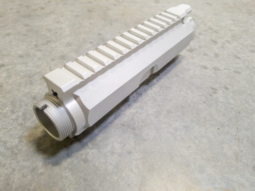 AR15 upper Unbranded in the white Stripped