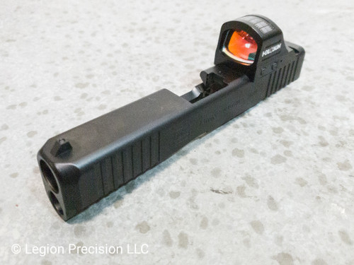 Glock Optic cut & Holosun 507c V2 RED package on customer provided slide