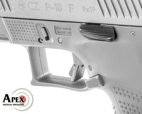 Apex Tactical Specialties  Enhanced Slide Release for CZ P-10