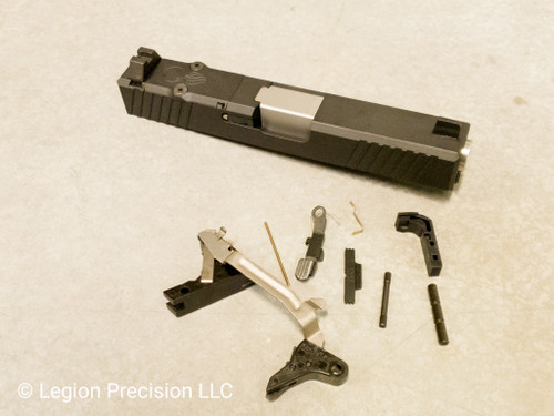 Legion Precision Poly80 G19 completion kit
