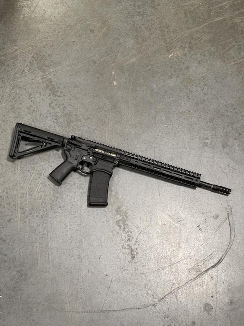 Ascend Armory AR15 Rifle with Forward Assist