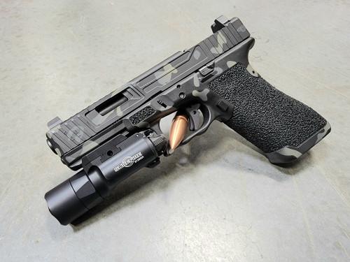 Glock 17 Gen 3 Urban warfare pistol