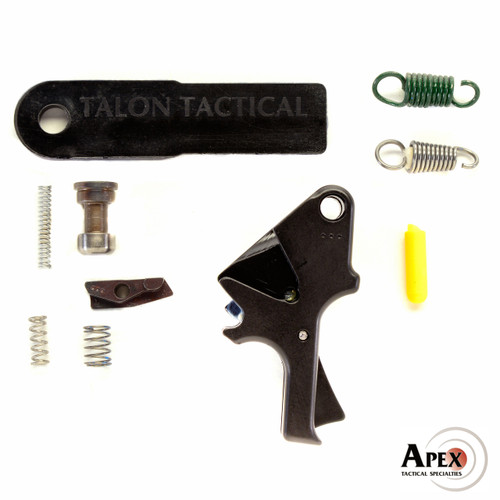 Apex Flat-Faced Forward Set Sear & Trigger Kit