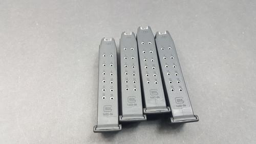 Glock 22 Hi Cap Mags bulk pack 15 rounds