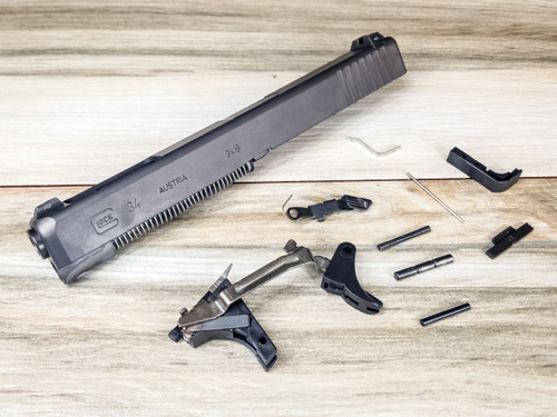 Poly 80  Glock 34 Gen 3 Completion Kit