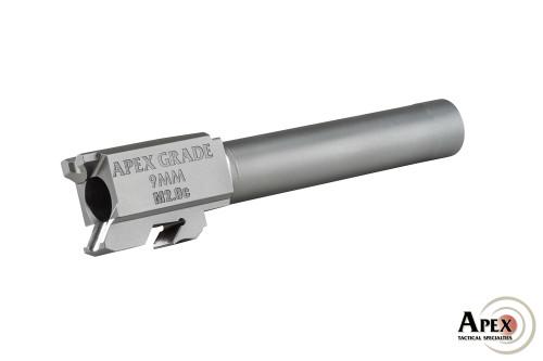 Apex Grade Semi Drop-In Barrel (for Smith & Wesson M&P M2.0 Compact 9mm)