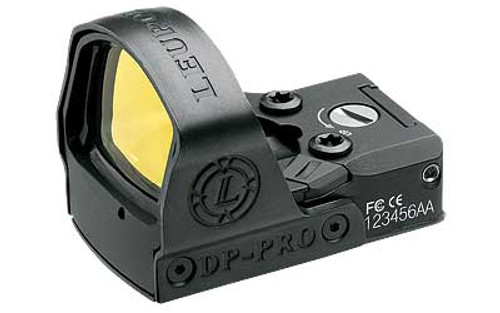 Leupold, DeltaPoint Pro Reflex Sight, 2.5 MOA Dot, Matte Black Finish