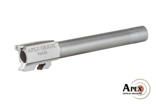 "Apex M&P Gunsmith barrel fitting 5.0"""