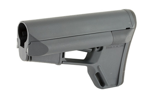 Magpul Industries, Adaptable Carbine/Storage Stock, Fits AR-15, Mil-Spec, Gray Finish