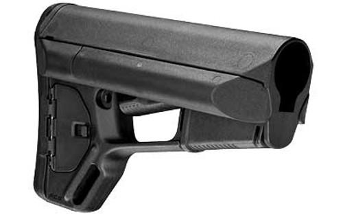 Magpul Industries, Adaptable Carbine Storage Stock, Fits AR-15, Non Mil-Spec, Black