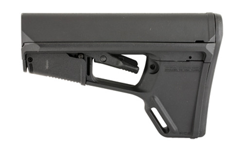 Magpul Industries, ACS-L Stock, Fits AR-15, Commercial, Black