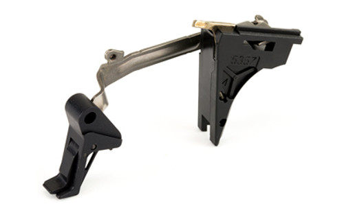 CMC Triggers Corp, Drop-In Trigger Kit, Kit, Black, For Glock 9MM Gen 4