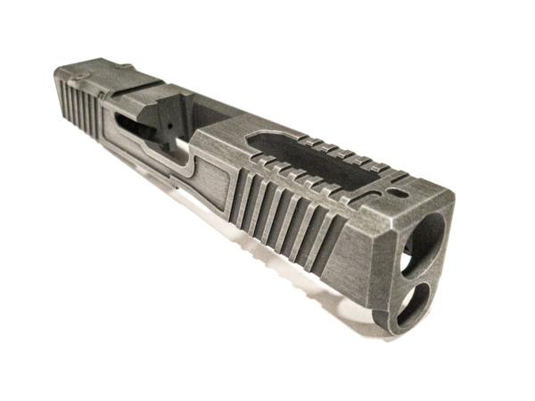 Legion Precision Glock 19 Gen 5 Duty Cut Slide