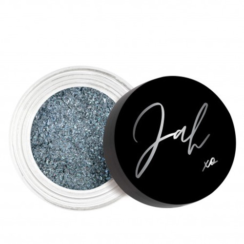 Makeup With Jah x INGLOT124 Something Blue Body Sparkles