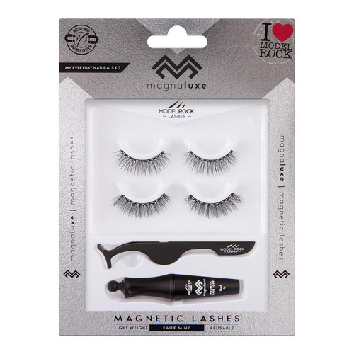 MAGNA LUXE Magnetic Lashes + Accessories Kit - MY EVERYDAY NATURALS