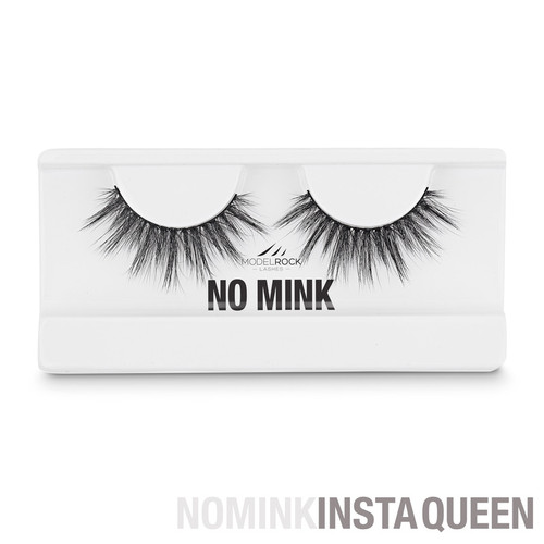 NO MINK // Faux Mink Lashes - INSTA QUEEN