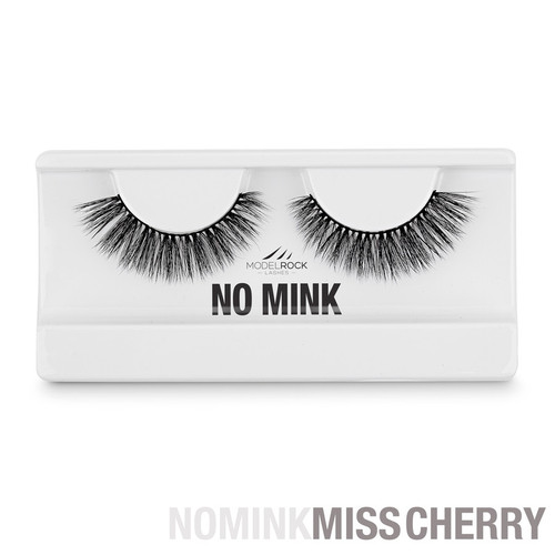 MISS CHERRY - NO MINK FAUX MINK LASHES // Mink-A-Like
