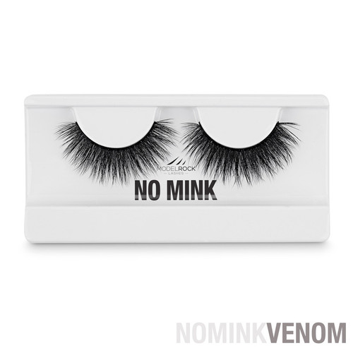 VENOM - NO MINK // Mink-A-Like Faux Mink Lashes