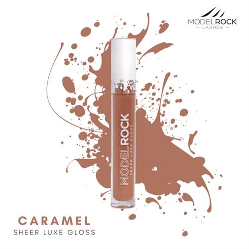 Sheer Caramel - Luxe Silk Lipgloss