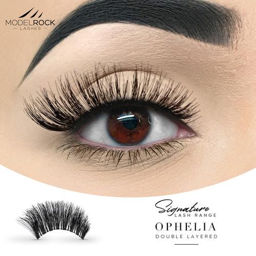 Ophelia - Double Layered Lash