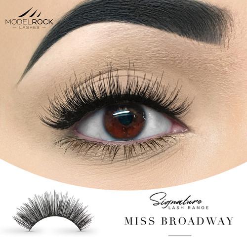 Miss Broadway - Double Layered Lash