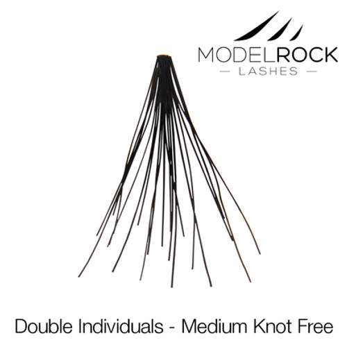 Double Style Individuals - Medium Knot Free