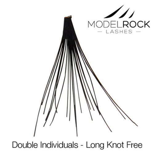 Double Style Individuals - Long Knotted