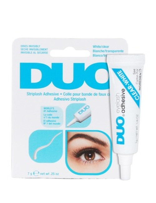 DUO Adhesive - 7g clear - (Blue pk) (JUST RESTOCKED)