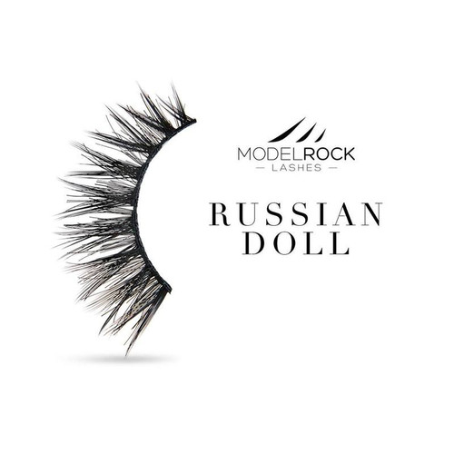 Russian Doll - Double Layered Lash