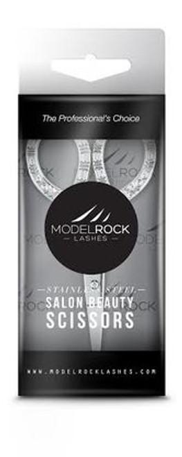 Salon Beauty Scissors - Gun Metal / Titanium
