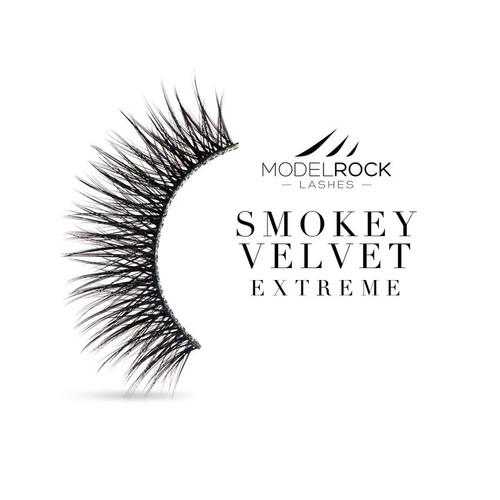 """Smokey Velvet """"EXTREME"""" - Double Layered Lashese"""