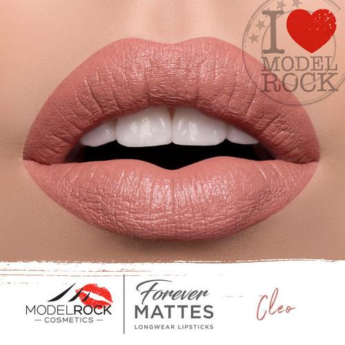 Cleo - Forever Matte Lipstick BEST SELLER