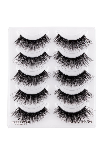 MULTI PACK x5 Maria Maria - Double Layered Lashes