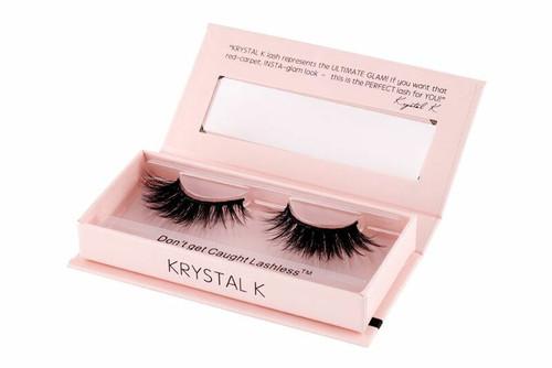 Krystal K - ModelRock Lashes X KrystalK Makeup