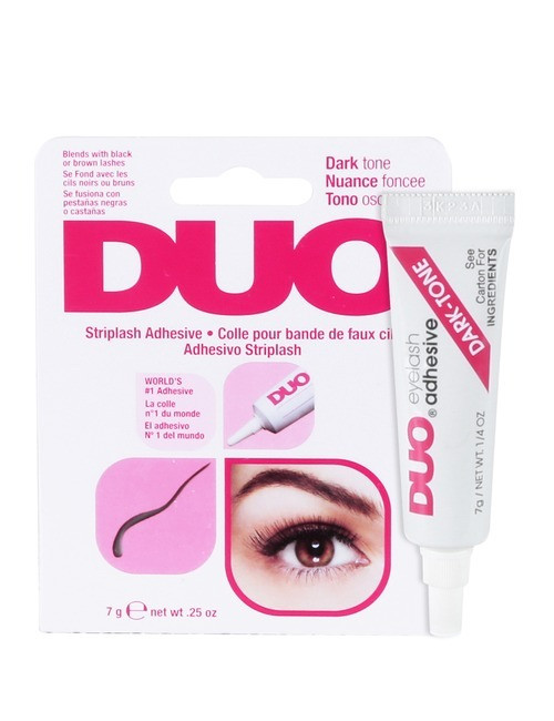 DUO Adhesive - 7g dark - (Pink pk)