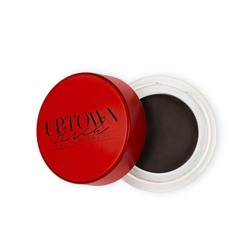 UPTOWN BROWS - CREME` POMADE - EBONY