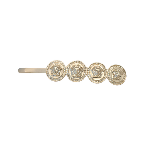 Gold Coin Clip - By Madeline