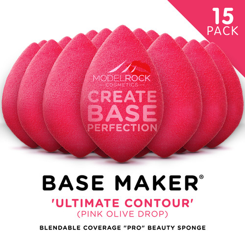 Base Maker® - 'ULTIMATE CONTOUR' (Pink Olive Drop) - 15 BULK PACK
