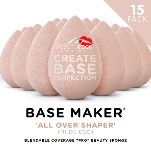 Base Maker® - 'ALL OVER SHAPER' (Nude Egg) - 15 BULK PACK
