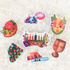 Sticker Pack #10 | Kawaii KWANZAA