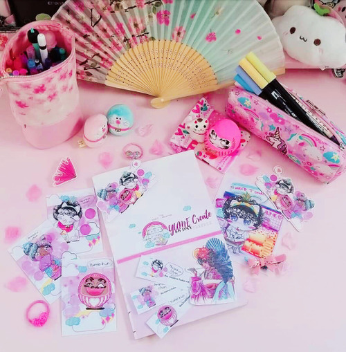 YUME CREATE PLANNER KIT