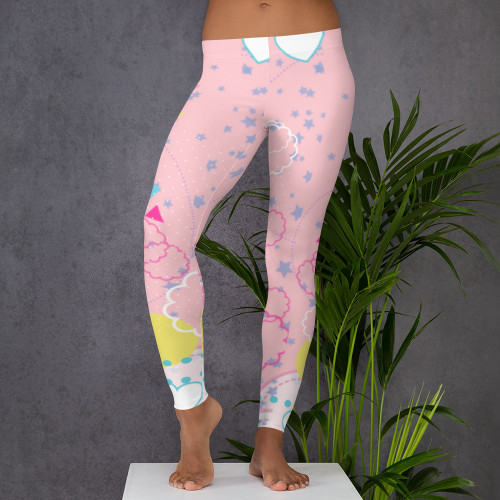 """PINK MAGIC"" Leggings"
